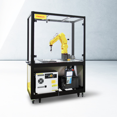Learn about robots with the FANUC educational package