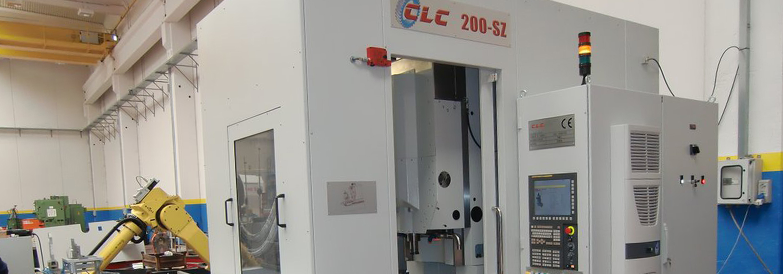 CLC knife slotter
