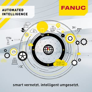 FANUC at Automatica