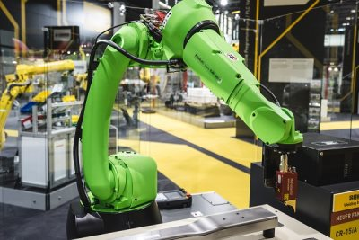 FANUC collaborative robot CR-15iA