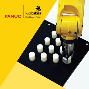 specialist FANUC and the international skills competition organization WorldSkills will jointly promote young robot programmers in the future