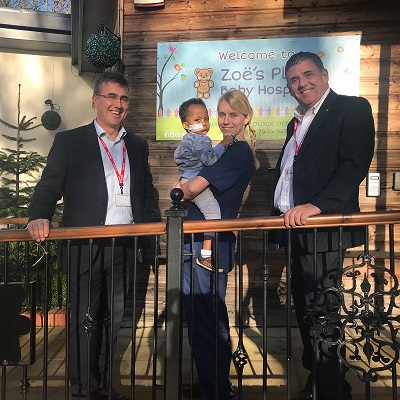 FANUC offers support to local children's hospice