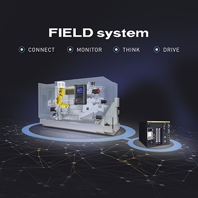 FANUC's Industrial IoT Platform FIELD system launches in Europe - Fanuc