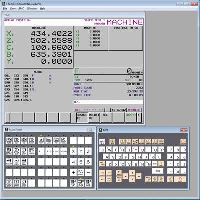cnc systems and solutions rh fanuc eu Writing a CNC Lathe Writing a CNC Program