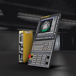 FANUC cnc power motion control panel