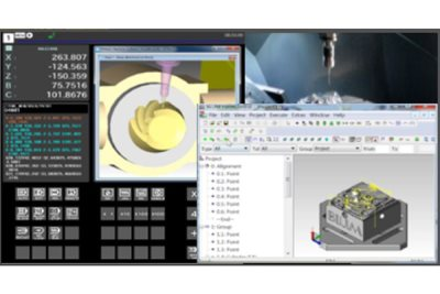 FANUC FOCAS Library for easy customisation of CNC's