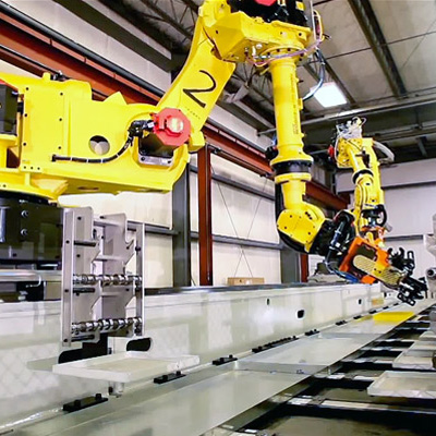 Automate Sheet Metal Production