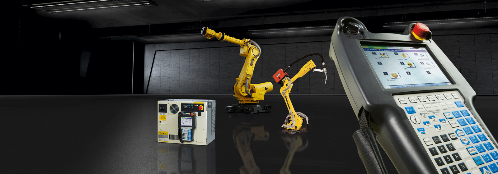 Accessories for FANUC robots
