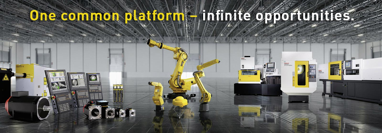 One common platform - infinite opportunities