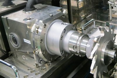 6th axis rotary table