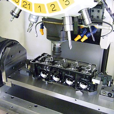 ROBODRILL vertical machining centre