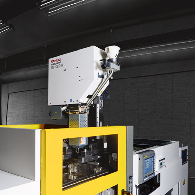 ROBOSHOT electrical injection moulding machine
