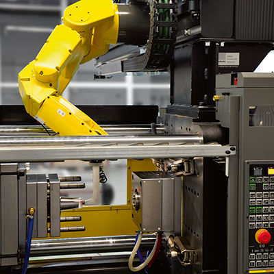 roboshot injection moulding