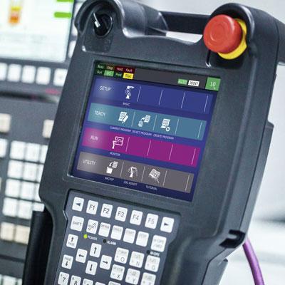 FANUC R-30iB Plus robot controller