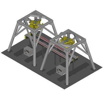 Intelligent offline 3d robot simulation with roboguide.