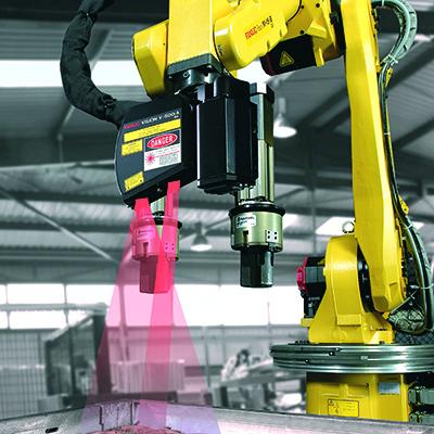 vision functions for industrial robots rh fanuc eu Fanuc iRVision Logo iRVision Fanuc Training