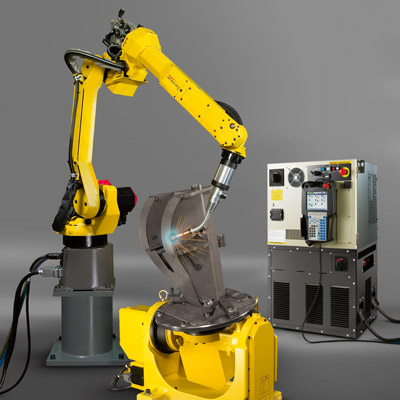 Fanuc Arc Mate 100ic 7l Industrial Robot
