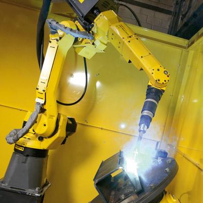 FANUC Arc MAte 100iC industrial Robot