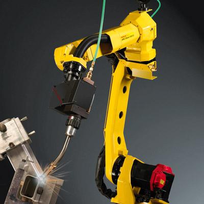 Fanuc Arc Mate 120ic 12l Industrial Robot