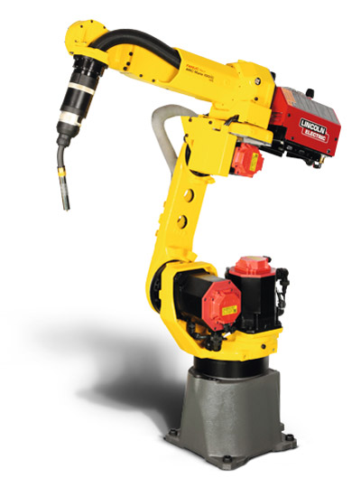 Fanuc Arc Mate 100ic 12s Industrial Robot