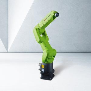 FANUC collaborative robot CR-14 with a payload of 14 kg