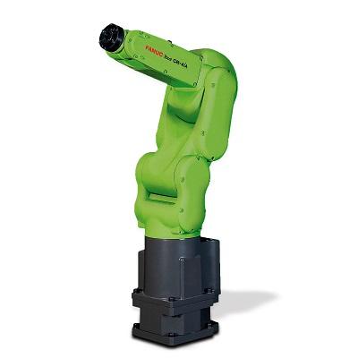 Collaborative Industrial Robot Fanuc Cr 4ia