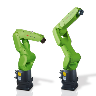 Collaborative industrial robots FANUC CR-7iA and CR-7iA/L