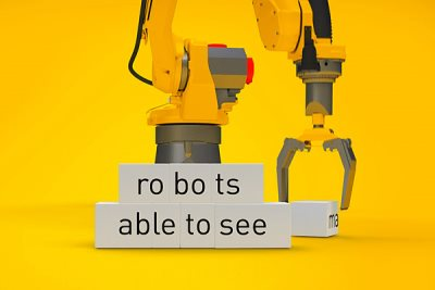 robots able to see