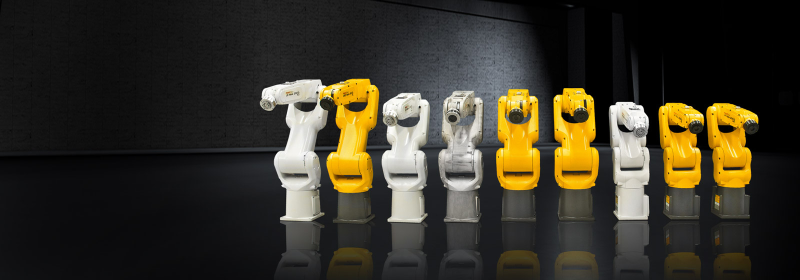 """the LR Mate industrial robot range"""