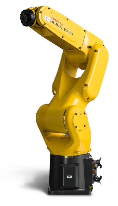fanuc lrmate 200id industrial robot rh fanuc eu fanuc lr mate 200ib manual fanuc lr mate 200ic manual español
