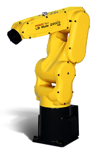 LR Mate 200iD/4S industrial robot
