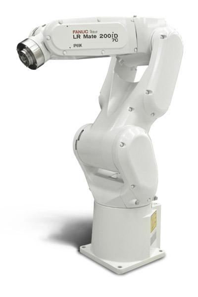 FANUC LRMate 200iD/7C industrial Robot