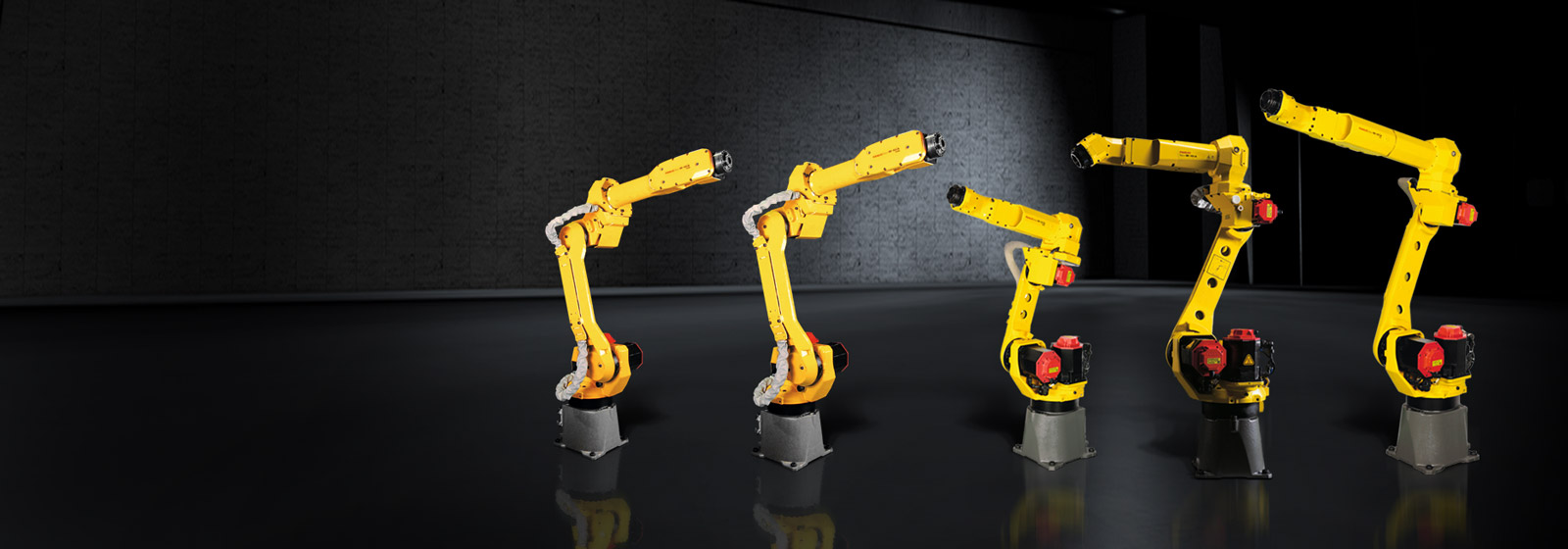 Robot Range of M-10iA series