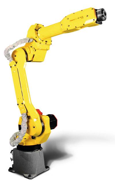 Fanuc M 10ia 10m Industrial Robot