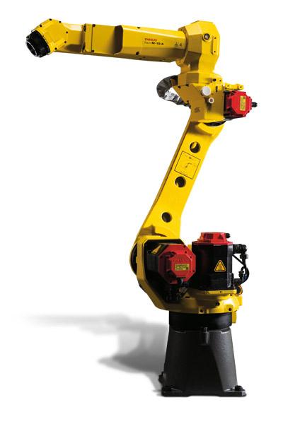 FANUC M-10iA/12 industrial robot