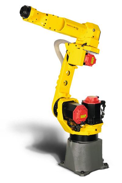 Fanuc M 10ia 12s Industrial Robot