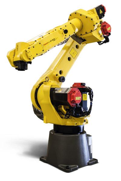 Fanuc M 20ia 20m Industrial Robot