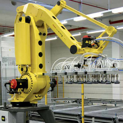 FANUC M-410 robot series