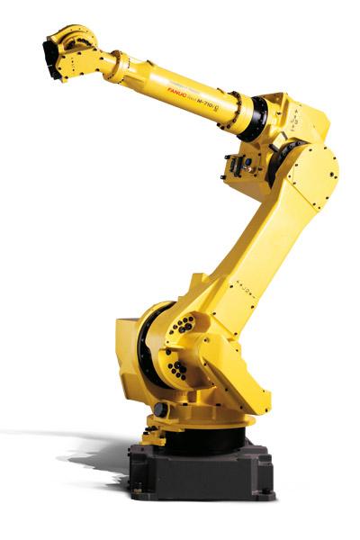 FANUC M-710iC/70 industrial robot