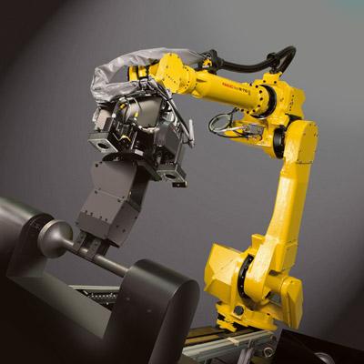 FANUC M-710iC/50 industrial robot
