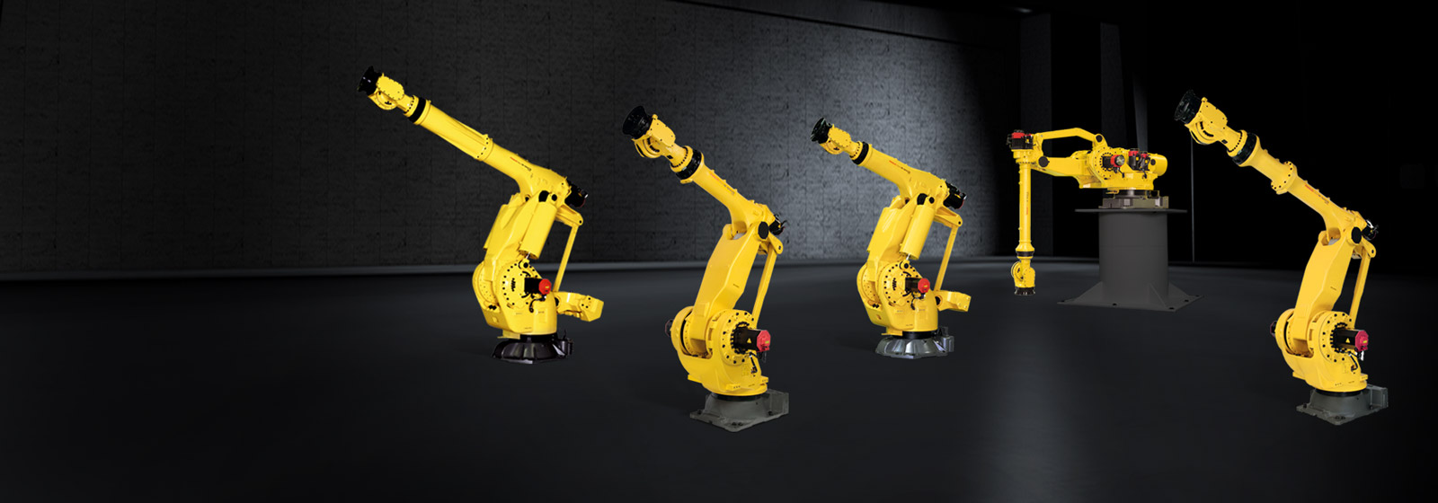 Robot range of M-900iA series