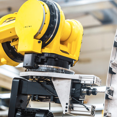 Fanuc M 900ib 700 Industrial Robot
