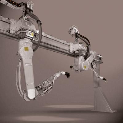 Fanuc Paintmate Industrial Robots