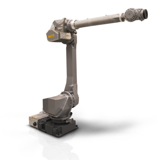 The high-accuracy paint robot