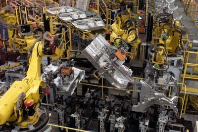 FANUC R-2000 industrial robot series