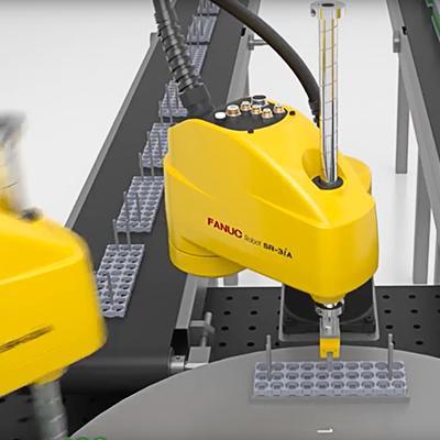 Hal Menarik Tentang Robot SCARA